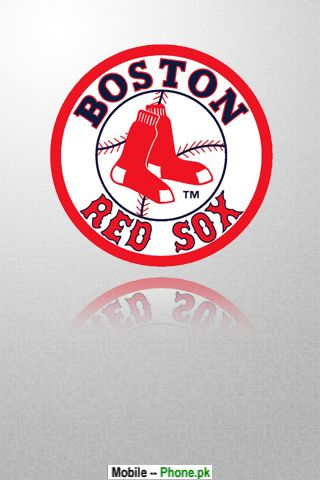 Red Sox Wallpaper Iphone X Boston Red Sox Logo Wallpapers Mobile Pics
