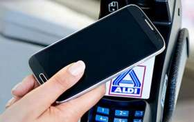 ALDI mobile payment