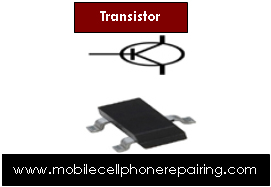 Mobile Cell Phone Transistor
