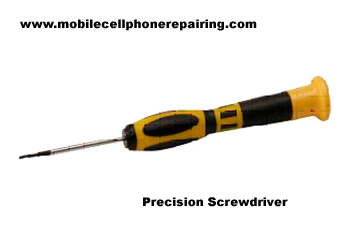 Screwdriver for Mobile Phone Repairing