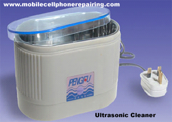 Ultrasonic Cleaner for Mobile Repairing