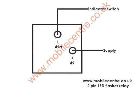 2 Pin Relay Diagram - 8mrkmpaaublomboinfo \u2022