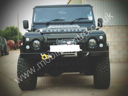 Front or rear LED indicator light to suit Land Rover Defender 90