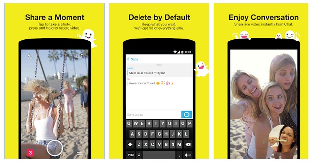 Snapchat adds Lenses and paid replay features: lenses feature not working on some devices