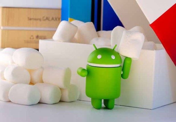 Samsung Galaxy S6 Screen shots with latest Android Marshmallow updates