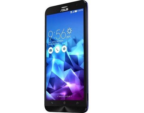 ASUS Zenfone 2 Deluxe Special Edition with Huge Memory