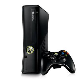 Black XBox 360 Console