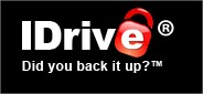 Free Online Data Storage Site - IDrive