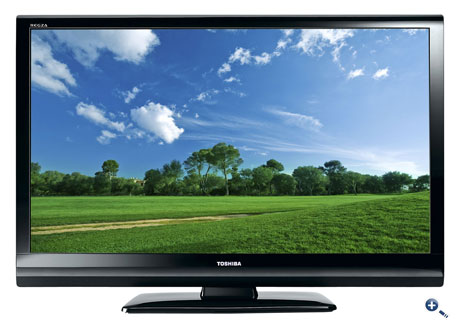 LCD TV Toshiba 32 RV 635 D B
