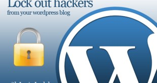 Improve your WordPress Blog Security with Login Lockdown Plugin