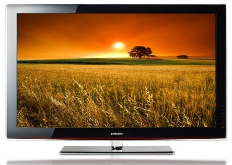 LCD TV Samsung LE 40 B 650 Front