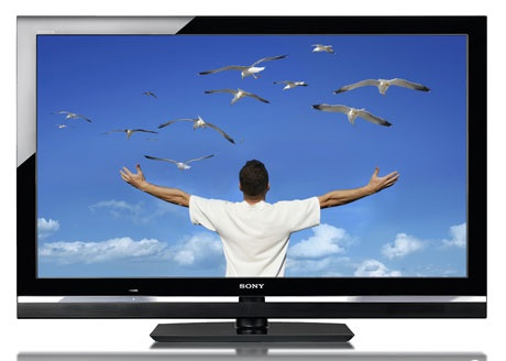 LCD TV Sony KDL 40 V 5500 Front