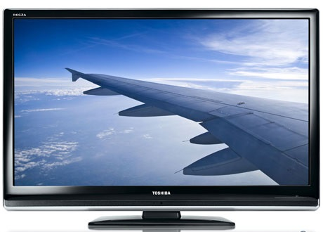 LCD TV Toshiba 52 XV 555 Front