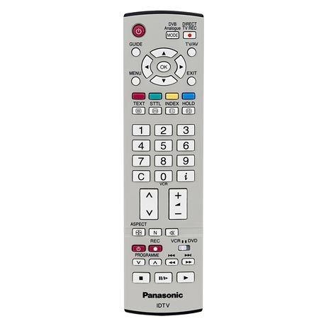 Panasonic TH-42 PX 60 E - Remote Control