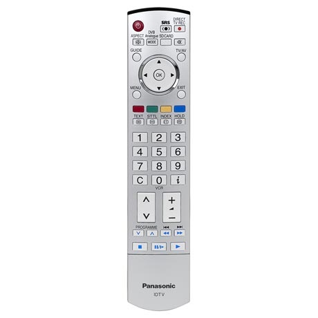 Panasonic TH-65 PX 600 E - Remote Control