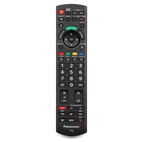 Panasonic TX-P 42 S 10 LCD TV - Remote Control