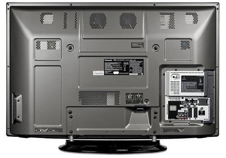 Panasonic TX P42GW10 Back