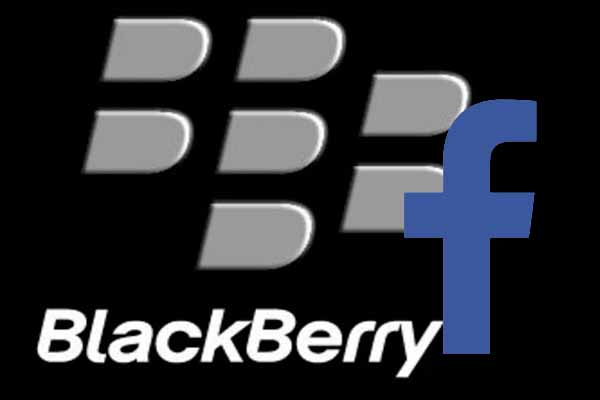 Facebook Ends Support for Blackberry Platform
