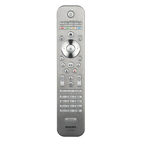 Philips 52 PFL 9704 LCD - Remote Control