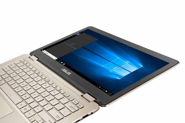 ASUS Zenbook Flip UX360CA: Prominent Model with Great Display