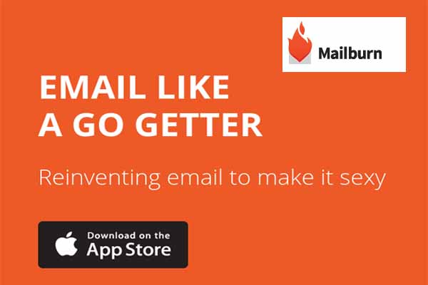 Mailburn - Application That Turns Your Gmail In WhatsApp