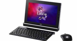 NEC LaVie Touch Review