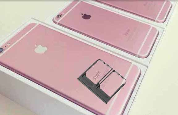 iPhone 7 can have Dual-SIM Tray Along with 3.5 mm. Headphone Jack