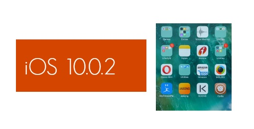 Apple Brings iOS10.0.2 Update with Bug Fix and More