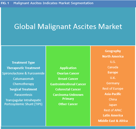 Global Malignant Ascites Treatment Market Is Expected To Reach USD 581.9 Mn By 2024 - Credence Research