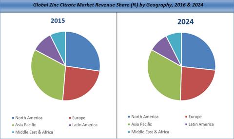 Zinc Citrate Market