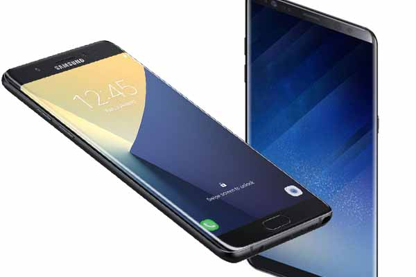 Samsung Galaxy Note 8 May Be Launched in Three Colours