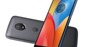 Moto E5 Plus Design Leaked Online