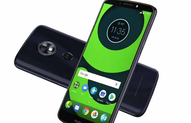 Moto G6 and G6 Play Specifications Revealed Online