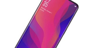 Oppo Find X to Be Launched in the UK