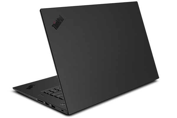 Lenovo Launches ThinkPad P1 and P72 with Quadro Graphics