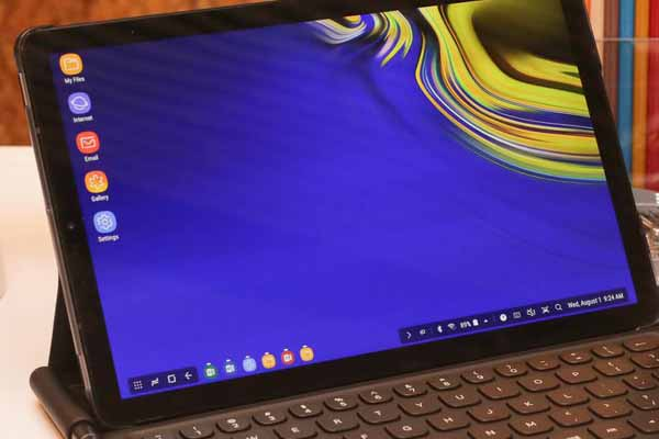 Samsung Galaxy Tab S4 Launched with S Pen Support