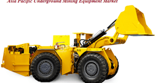 Asia Pacific Underground Mining Equipment Market