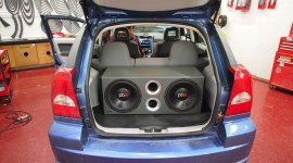 Dodge Caliber Audio Upgrade