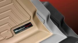 WeatherTech DigitalFit FloorLiner Poconos