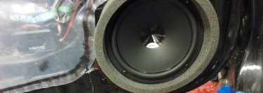 Altima Speaker Upgrade