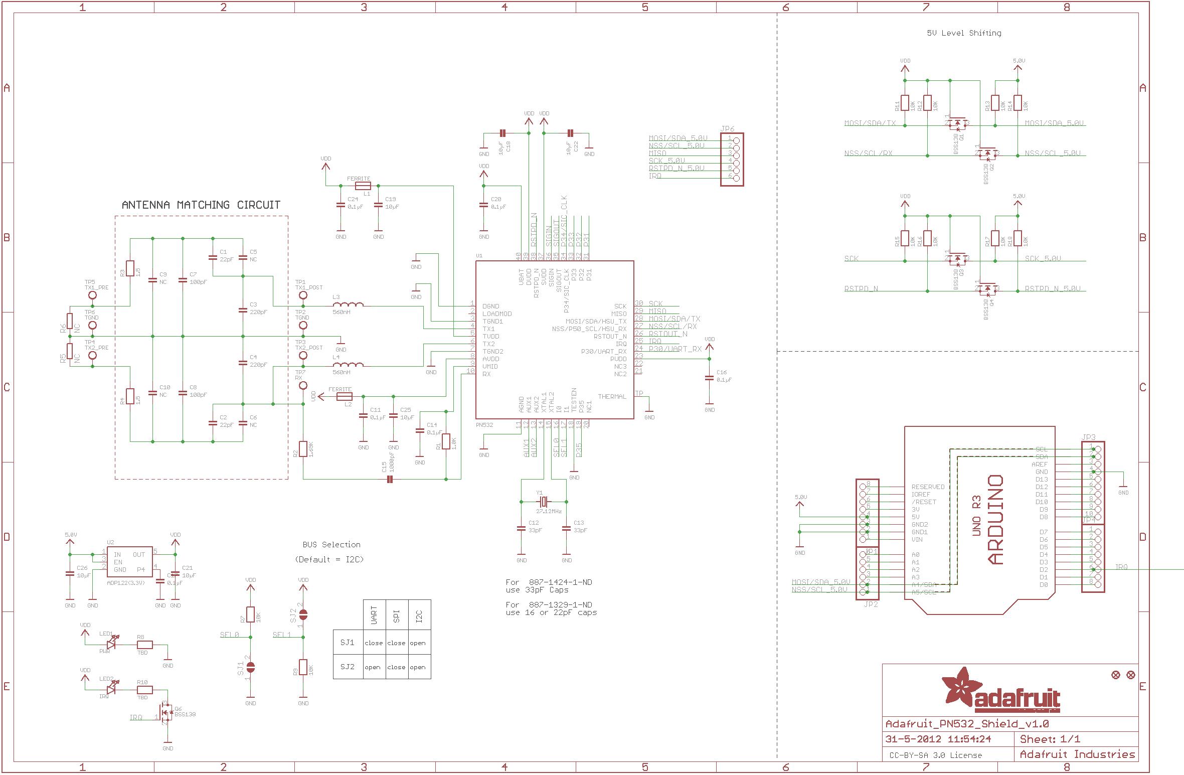 rfid schematic