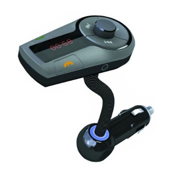 TrailBlazer Bluetooth Car Kit & FM Transmitter