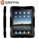Another tough iPad 2 case – Meet the Griffin Survivor