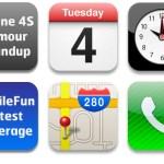 iPhone 4S Rumour Roundup