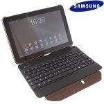 Galaxy Tab 10.1 Keyboard Case arrives…..
