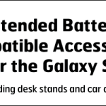 Extended Battery Compatible Accessories for the Galaxy S2