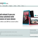 Not a fan of your Nokia Lumia 800?  Get your money back!