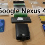 Top 5 cases for Google Nexus 4 in stock now!