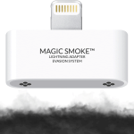 Magic Smoke Lightning Adapter for iPhone 5S, 5 and 5C