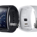 Samsung announce Gear S curved display smartwatch